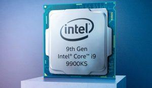 Anunciado el Intel Core i9-9900KS