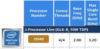 Los Intel Gemini Lake Refresh llegan en Noviembre