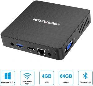 OFERTA: Mini PC 4GB RAM con Windows 10 Pro a un 15% de descuento