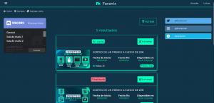 Faranix, la nueva plataforma gratuita para participar en sorteos